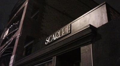 Photo of Nightclub Scarlet at 3320 N Halsted St, Chicago, IL 60657, United States