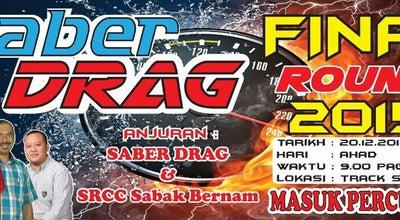 Photo of Racetrack Sg Lang Speedway at Jln Sg Lang, Sungai Ayer Tawar, Malaysia