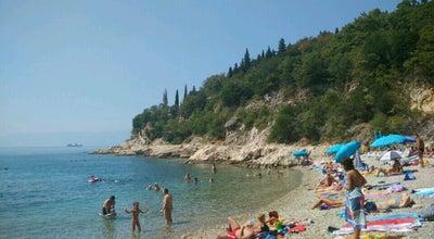 Photo of Beach Plaza Svezanj at Zurkovo, Rijeka, Kostrena, Croatia