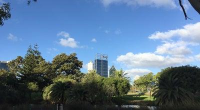 Photo of Park John Oldham Park at Mounts Bay Road, Perth, We 6000, Australia