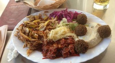 Photo of Mediterranean Restaurant Maschu Maschu at Rabensteig 8, Vienna 1010, Austria