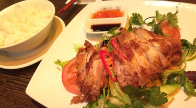 Photo of Asian Restaurant Sen Viet at 119 Kings Cross Road, London WC1X 9NH, United Kingdom