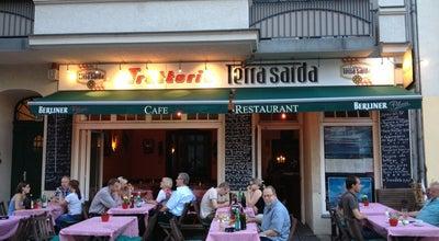 Photo of Italian Restaurant Trattoria Terra Sarda at Stahlheimer Str. 30, Berlin 10439, Germany