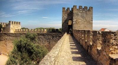 Photo of Castle Castelo de São Jorge at R. Da Costa Do Castelo, Lisbon, Portugal 1100-179, Portugal