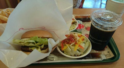 Photo of Burger Joint モスバーガー 新下関コスパ店 at 大字石原300, 下関市, Japan