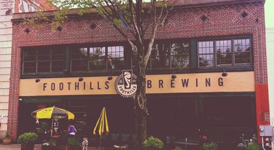 Photo of Gastropub Foothills Brewing at 638 W 4th St, Winston Salem, NC 27101, United States
