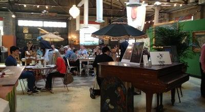 Photo of American Restaurant SOHO South Cafe at 12 W Liberty St, Savannah, GA 31401, United States