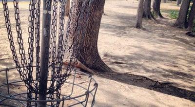 Photo of Disc Golf Alex Clark Memorial Disc Golf Course at 1986 Park View Avenue, McKinney, TX 75070, United States