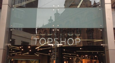 Photo of Women's Store Topshop at 538-540 Oxford St, Marble Arch W1C 1LS, United Kingdom