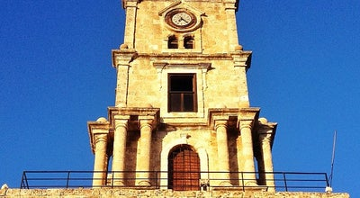 Photo of Monument / Landmark Πύργος Ρολογιού (Clock Tower) at Ορφέως 1, Ródos 851 31, Greece