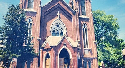 Photo of Church St. Luke AME Church at 1872 Amsterdam Ave, New York, NY 10031, United States