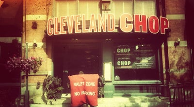 Photo of American Restaurant Cleveland Chop at 824 West St. Clair, Cleveland, OH 44012, United States