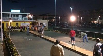 Photo of Arcade Bocce Ball Court at Wildwood, NJ 08260, United States