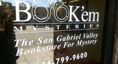 Photo of Other Venue Book'em Mysteries at 1118 Mission St, South Pasadena, CA 91030