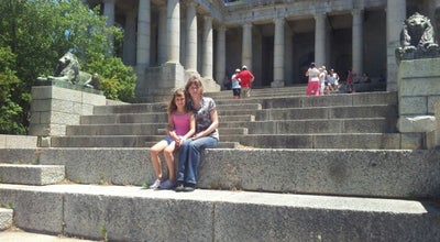 Photo of Monument / Landmark Rhodes Memorial at Cape Town, South Africa