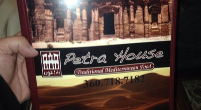 Photo of Mediterranean Restaurant Petra House at 1900 Ne 162nd Ave, Vancouver, WA 98684, United States