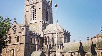 Photo of Church Christ Church Cathedral at Christchurch Pl, Dublin 8, Ireland