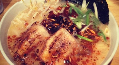 Photo of Japanese Restaurant Totto Ramen at 366 W. 52nd St, New York, NY 10019, United States