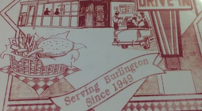 Photo of Burger Joint Skid's Drive-In at 1610 N Church St, Burlington, NC 27217, United States