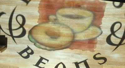Photo of Cafe Bagels & Beans at Amsterdamsestraatweg 302, Utrecht 3551 CT, Netherlands