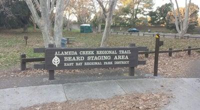 Photo of Trail Beard Staging Area - Alameda Creek Regional Trail at Beard Rd, Fremont, CA 94555, United States