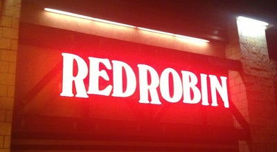 Photo of American Restaurant Red Robin Gourmet Burgers at 63 Centennial Blvd, Highlands Ranch, CO 80129, United States