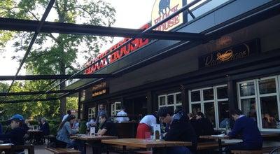 Photo of American Restaurant Block House Frankfurt-Westend at Wiesenau 1, Frankfurt 60323, Germany