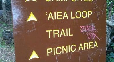 Photo of Trail Keaiwa Heiau State Park at 99-1849 Aiea Heights Dr, Aiea, HI 96701, United States