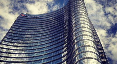 Photo of Monument / Landmark Piazza Gae Aulenti at Piazza Gae Aulenti, Milan 20124, Italy