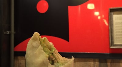 Photo of Burrito Place Dos Toros Taqueria at 295 Park Ave S, New York, NY 10010, United States