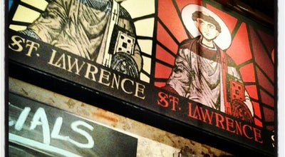 Photo of New American Restaurant Saint Lawrence at 219 N Peters St, New Orleans, LA 70130, United States