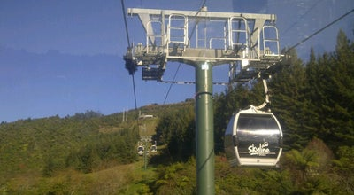 Photo of Ski Chairlift Skyline Rotorua Gondola at 185 Fairy Springs Rd, Rotorua 3011, New Zealand