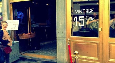 Photo of Thrift / Vintage Store Melting Pot Kilo at Hoogstraat 154 Rue Haute, Brussel 1000, Belgium