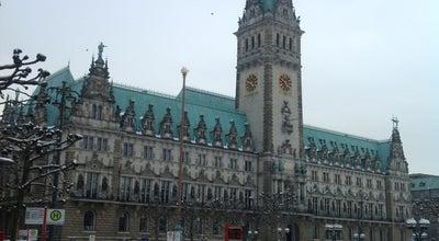 Photo of Monument / Landmark Rathausmarkt at Rathausmarkt, Hamburg 20095, Germany