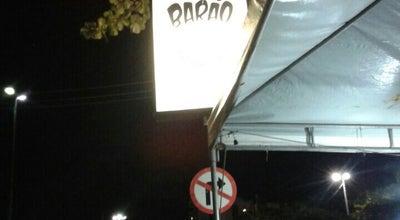 Photo of Burger Joint Barão Hambúrgueres at Avenida Soares Lopes,766, Ilheus, Brazil