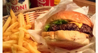 Photo of American Restaurant Tommi's Burger Joint at 30 Thayer Street, London W1U 2QP, United Kingdom