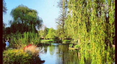 Photo of Botanical Garden Queen Mary's Gardens at Inner Circle, London, United Kingdom