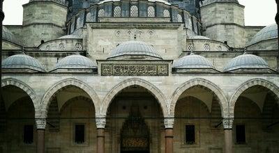 Photo of Museum Süleymaniye Külliyesi at Süleymaniye Camii, İstanbul, Turkey