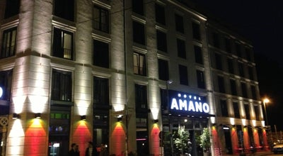 Photo of Hotel Hotel AMANO at Auguststrasse 43, Berlin 10119, Germany