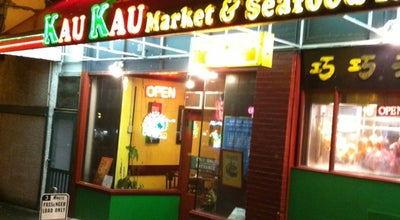 Photo of Chinese Restaurant KAU KAU Barbeque Market at 656 S King St, Seattle, WA 98104, United States