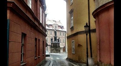 Photo of Plaza Maltézské náměstí at Maltézské Náměstí, Praha 1, Czech Republic