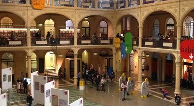 Photo of Library Biblioteca Salaborsa at Piazza Nettuno 3, Bologna 40124, Italy