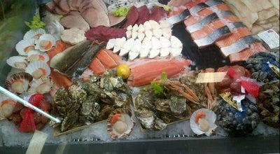 Photo of Seafood Restaurant Voros Homar at Apor Vilmos Ter 11-12, Budapest 1124, Hungary