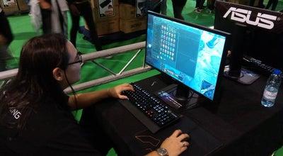 Photo of Arcade lisboa games week at Portugal