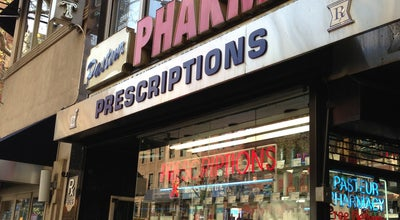 Photo of Other Venue Pasteur Pharmacy at 806 Lexington Ave, New York, NY 10065