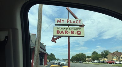 Photo of American Restaurant My Place Bar-b-Que at 4322 W Okmulgee St, Muskogee, OK 74401, United States