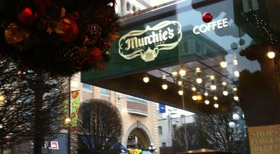 Photo of Cafe Murchie's at 1110 Government St, Victoria V8W 1Y2, Canada