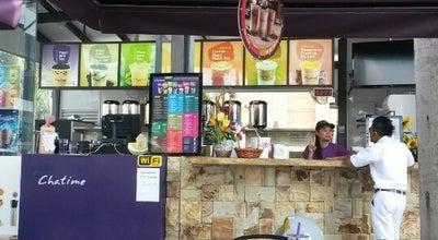 Photo of Tea Room Chatime at Cenang Mall, Kuah 07000, Malaysia