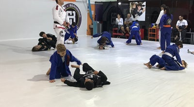 Photo of Martial Arts Dojo Academia Octógono at Rua Dos Vianas, 237, São Bernardo do Campo 09760-000, Brazil