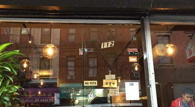 Photo of Asian Restaurant Gen Ramen at 112 Eldridge St, New York City, NY 10002, United States